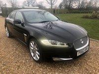 2012 JAGUAR XF 3.0 V6 PREMIUM LUXURY 4d AUTO 240 BHP £15000.00