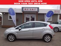 USED 2010 60 FORD FIESTA 1.4 ZETEC TDCI 5DR HATCHBACK DIESEL +++ ONLY £20 ROAD TAX PER YEAR +++SUMMER SALE NOW ON+++