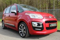 2013 CITROEN C3 PICASSO 1.6 PICASSO SELECTION HDI 5d 91 BHP £6250.00