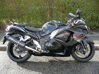 2013 SUZUKI GSX 1300 RL2 HAYABUSA £7995.00