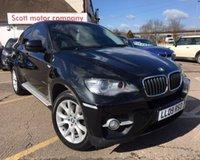 USED 2009 09 BMW X6 3.0 XDRIVE30D 4d AUTO 232 BHP
