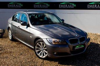 2010 BMW 3 SERIES 2.0 318D SE BUSINESS EDITION 4d 141 BHP £8000.00