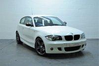 2011 BMW 1 SERIES 2.0 120D M SPORT 3d 175 BHP £5995.00