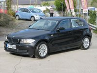 2007 BMW 1 SERIES 2.0 118D ES 5d 141 BHP £4795.00