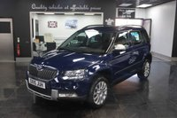USED 2015 15 SKODA YETI 2.0 OUTDOOR SE TDI CR 5d 138 BHP