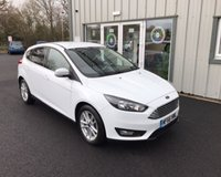 USED 2016 66 FORD FOCUS 1.0 ZETEC NAVIGATOR ECOBOOST 100 BHP THIS VEHICLE IS AT SITE 1 - TO VIEW CALL US ON 01903 892224