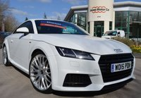 USED 2015 15 AUDI TT 2.0 TDI ULTRA S LINE 2d 182 BHP ***REQUEST YOUR WATSAPP VIDEO***