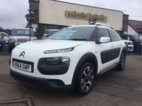 2014 CITROEN C4 CACTUS 1.6 BLUEHDI FLAIR 5d 98 BHP £8695.00