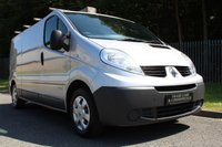2011 RENAULT TRAFIC 2.0 LL29 DCI S/R 1d 115 BHP £4000.00