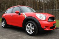 2011 MINI COUNTRYMAN 1.6 COOPER D 5d 112 BHP £7000.00