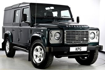 2014 LAND ROVER DEFENDER 110 2.2 TD XS Utility Station Wagon 5dr  £27995.00