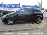 USED 2012 12 FIAT PUNTO 1.4 GBT 3d 77 BHP 1 Former Keeper. New MOT & Full Service Done on purchase + 2 Years FREE Mot & Service Included After . 3 Months Russell Ham Quality Warranty . All Car's Are HPI Clear . Finance Arranged - Credit Card's Accepted . for more cars www.russellham.co.uk  --Book Pack.