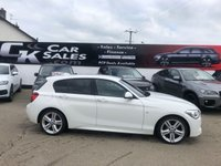 USED 2015 15 BMW 1 SERIES 2.0 118D M SPORT 5d 141 BHP