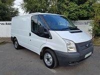 2011 FORD TRANSIT 2.2 260 LR 1d 85 BHP £2850.00