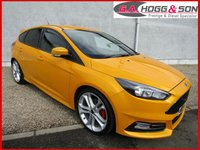 2016 FORD FOCUS 2.0 ST-2 TDCI 5dr 185 BHP FINISHED IN YELLOW £SOLD