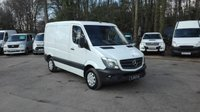 2015 MERCEDES-BENZ SPRINTER 2.1 213 CDI SWB AIR CON £12995.00
