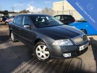 2008 SKODA OCTAVIA 1.6 ELEGANCE FSI 5d AUTO 114 BHP £SOLD