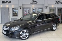 USED 2014 64 MERCEDES-BENZ E CLASS 2.1 E300 BLUETEC HYBRID SE 5d AUTO 202 BHP FULL LEATHER SEATS + COMAND SAT NAV + £30 ROAD TAX + BLUETOOTH + 17 INCH ALLOYS + HEATED FRONT SEATS + ACTIVE PARK ASSIST + DAB RADIO