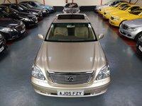 2005 LEXUS LS 430 4.3 430 4d AUTO £6500.00