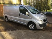 2013 VAUXHALL VIVARO 2.0 2900 CDTI SPORTIVE LWB 1d 113 BHP JUST SERVICED NEW MOT £SOLD