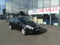 USED 2010 10 VAUXHALL CORSA 1.0 ENERGY ECOFLEX 5d 64 BHP NO DEPOSIT AVAILABLE, DRIVE AWAY TODAY!!