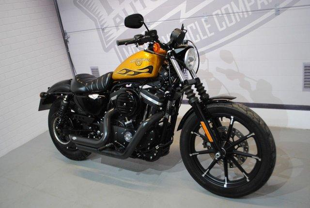 2015 65 HARLEY-DAVIDSON XL 883L SPORTSTER 883cc XL 883 N IRON 16 ABS