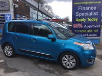USED 2011 61 CITROEN C3 PICASSO 1.6 PICASSO EXCLUSIVE HDI 5d 90 BHP, 88000 miles ***GREAT FINANCE DEALS AVAILABLE***