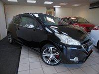 2014 PEUGEOT 208 1.6 THP GTI 3d 200 BHP £8995.00