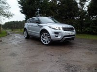 2011 LAND ROVER RANGE ROVER EVOQUE 2.2 SD4 DYNAMIC PLUS 5d AUTO 190 BHP £17995.00