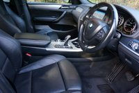 USED 2012 61 BMW X3 3.0 XDRIVE35D M SPORT 5d AUTO 309 BHP