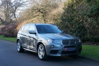 2012 BMW X3 3.0 XDRIVE35D M SPORT 5d AUTO 309 BHP £19290.00