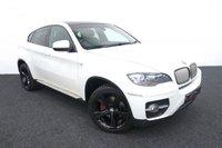 2009 BMW X6 3.0 XDRIVE35D 4d AUTO 282 BHP £14995.00
