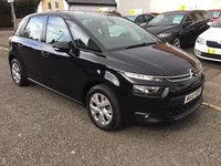USED 2015 15 CITROEN C4 PICASSO 1.6 E-HDI VTR PLUS ETG6 5d AUTO 113 BHP OUR  PRICE INCLUDES A 6 MONTH AA WARRANTY DEALER CARE EXTENDED GUARANTEE, 1 YEARS MOT AND A OIL & FILTERS SERVICE. 6 MONTHS FREE BREAKDOWN COVER.   CALL US NOW FOR MORE INFORMATION OR TO BOOK A TEST DRIVE ON 01315387070 !!