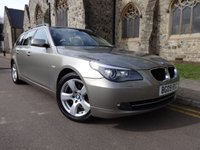 2009 BMW 5 SERIES 2.0 520D SE BUSINESS EDITION TOURING 5d 175 BHP £6650.00
