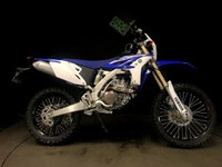 2016 YAMAHA WR 450 F. 2016. 925 MILES. 4 SERVICES. 1 OWNER, FULL ROAD LEGAL £5800.00