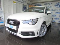 2011 AUDI A1 1.6 TDI S LINE 3d 103 BHP £8000.00