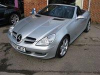 2007 MERCEDES-BENZ SLK 3.0 SLK280 2d AUTO 231 BHP £8795.00