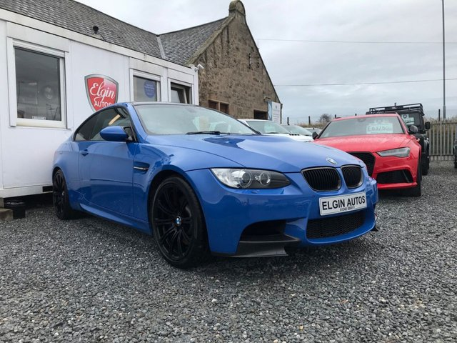 2013 13 BMW M3 Limited Edition 500 4.0 V8 DCT 2dr ( 420 bhp )