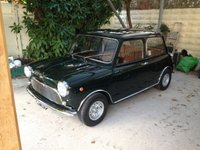 USED 1968 F MINI INNOCENTI mk 1