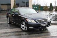 2008 LEXUS LS 460 4.6 460 SE-L 4d AUTO  £9989.00