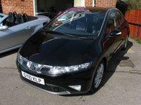 2010 HONDA CIVIC 1.8 I-VTEC EX 5d AUTO 138 BHP £7995.00