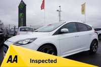 USED 2012 62 FORD FOCUS 2.0 ST-2 5d 247 BHP