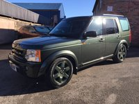 2010 LAND ROVER DISCOVERY 2.7 3 COMMERCIAL MWB 1d 188 BHP £10500.00