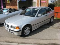 2000 BMW 3 SERIES 1.9 316I SE COMPACT 3d 103 BHP £SOLD