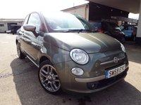2009 FIAT 500 1.2 BY DIESEL MULTIJET 75 3d 75 BHP £3795.00