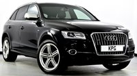 USED 2012 62 AUDI Q5 2.0 TDI S Line Plus S Tronic Quattro (s/s) 5dr  Sat Nav, Heated Leather, A-M-I
