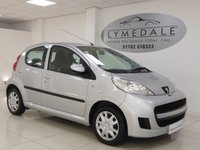 USED 2010 60 PEUGEOT 107 1.0 URBAN 5d 68 BHP *£20 ROAD TAX, VERY LOW RUNNING COSTS*