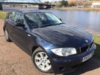 USED 2005 55 BMW 1 SERIES 2.0 118D SE 5d 121 BHP **UNWANTED PART EXCHANGE**