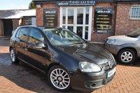 2008 VOLKSWAGEN GOLF 2.0 GT SPORT TDI 5d 168 BHP £3595.00