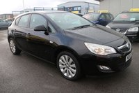 2010 VAUXHALL ASTRA 1.4 EXCLUSIV 5d 98 BHP £4995.00